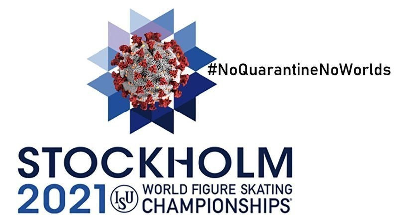Campaigners call for quarantine at ISU World Figure Skating Championships