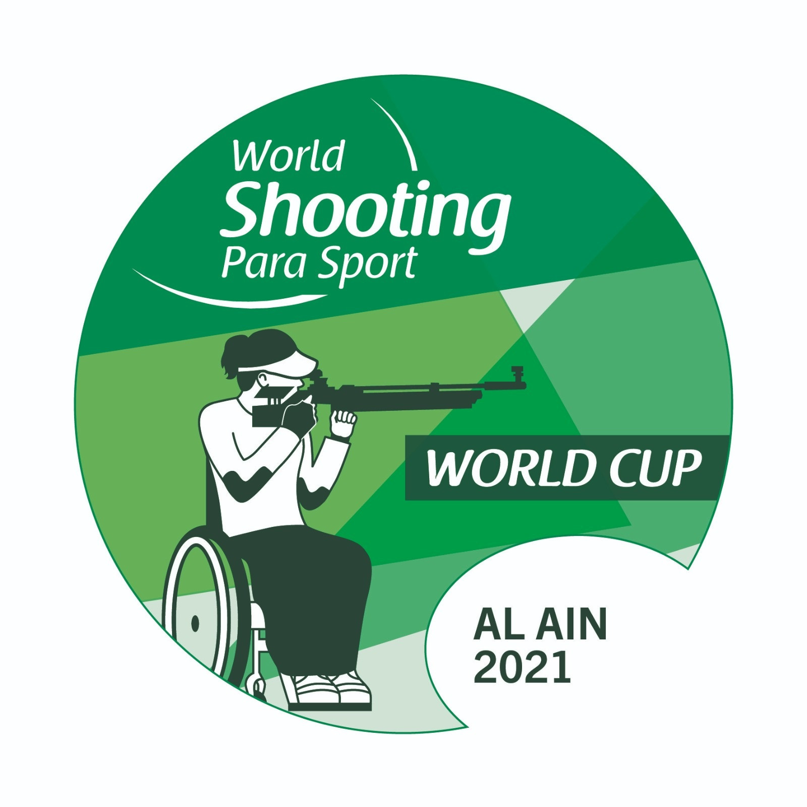 Double delight for Ukraine on day one of World Shooting Para Sport World Cup in Al Ain