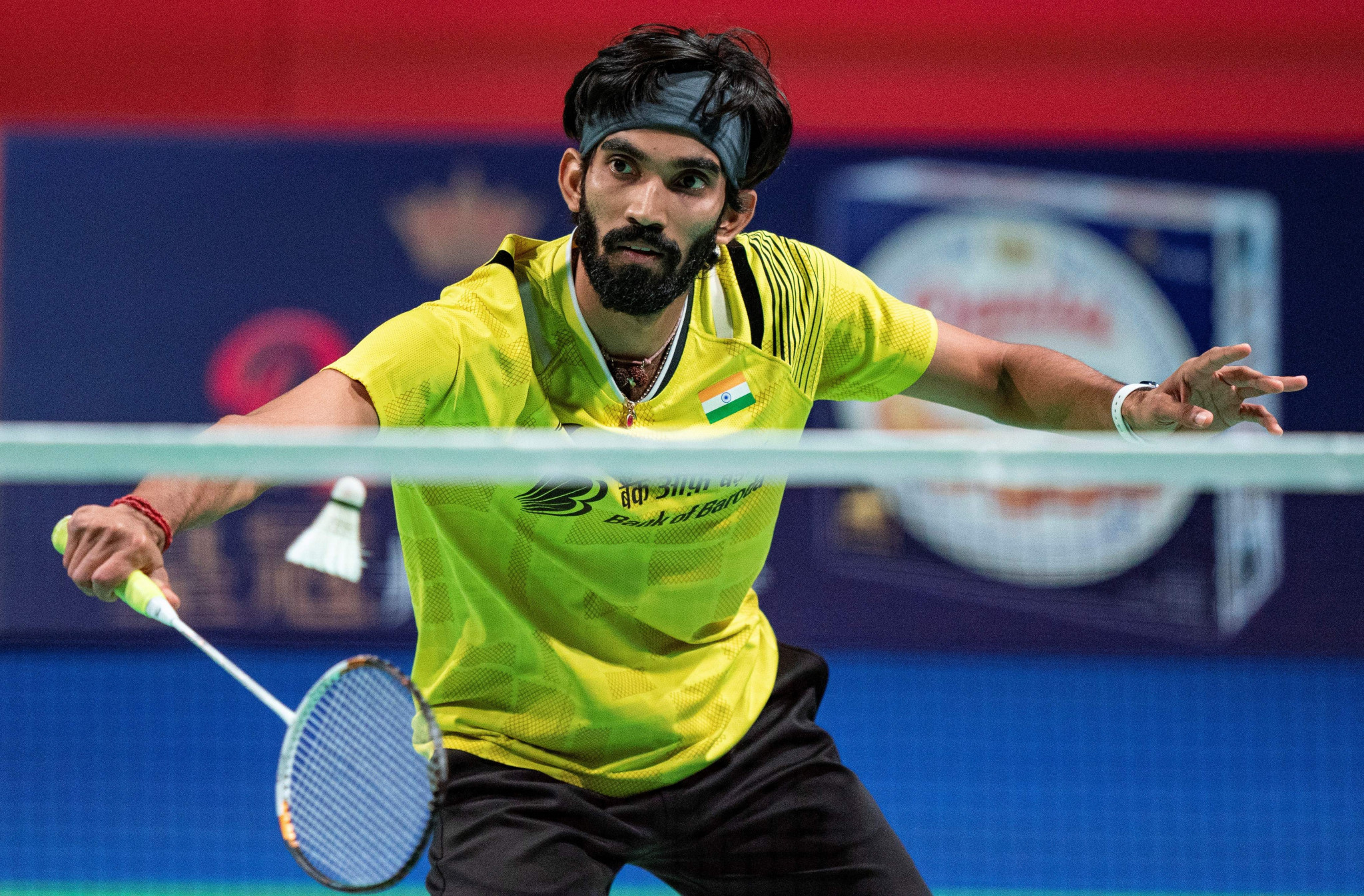 Eighth seed Srikanth Kidambi was one of the biggest casualties on day one of the All England Open Badminton Championships in Birmingham ©Getty Images