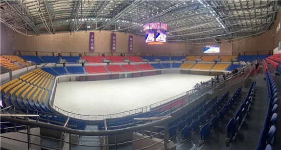 Basketball venue revamp completed for Hangzhou 2022 Asian Games