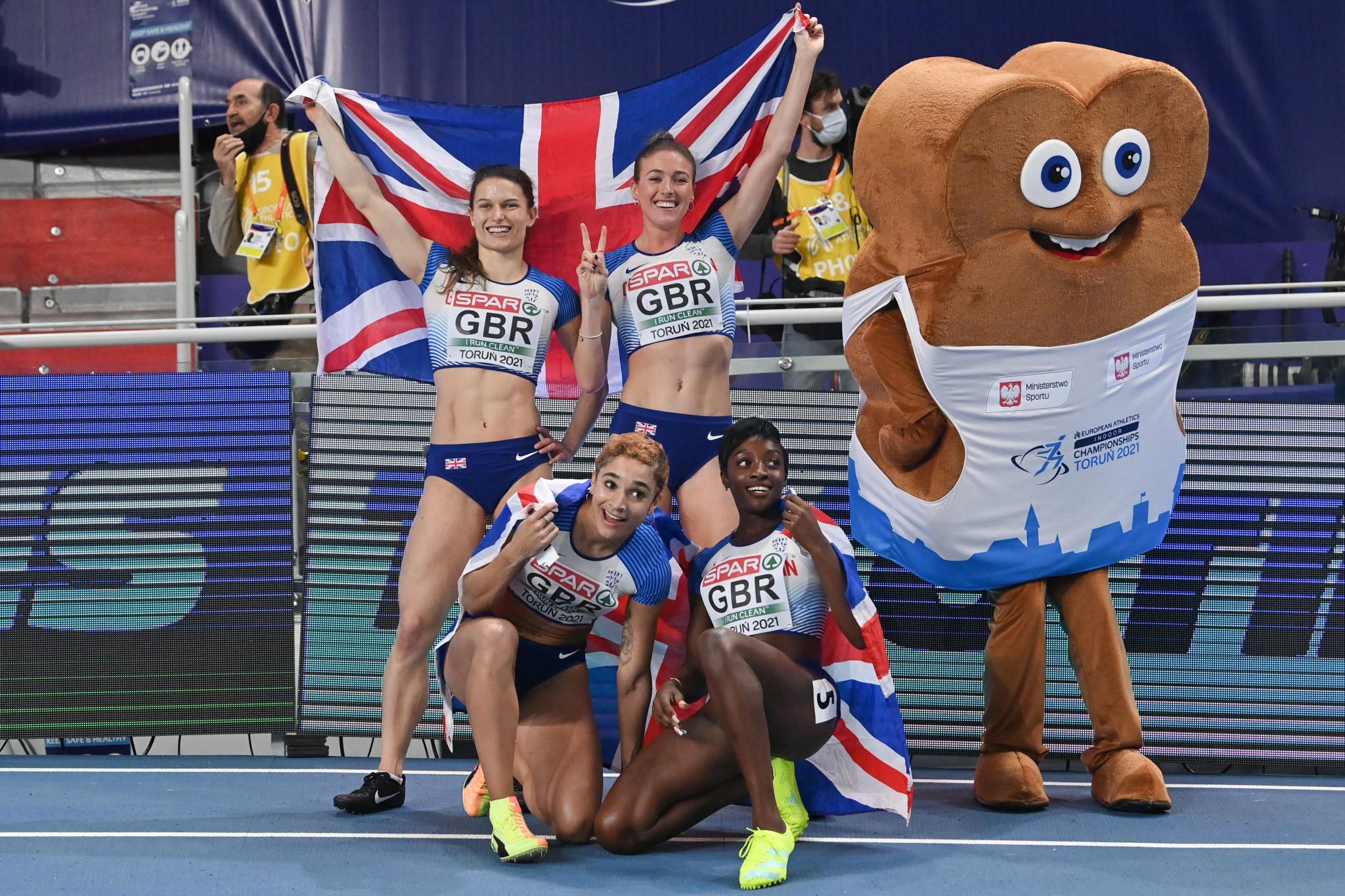 British Athletics raises COVID-19 protocol concerns to European Athletics after spate of cases