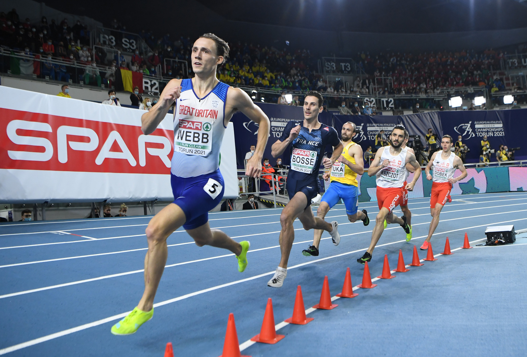 British Athletics has written to European Athletic to express its concerns over anti-virus measures in Torun ©Getty Images