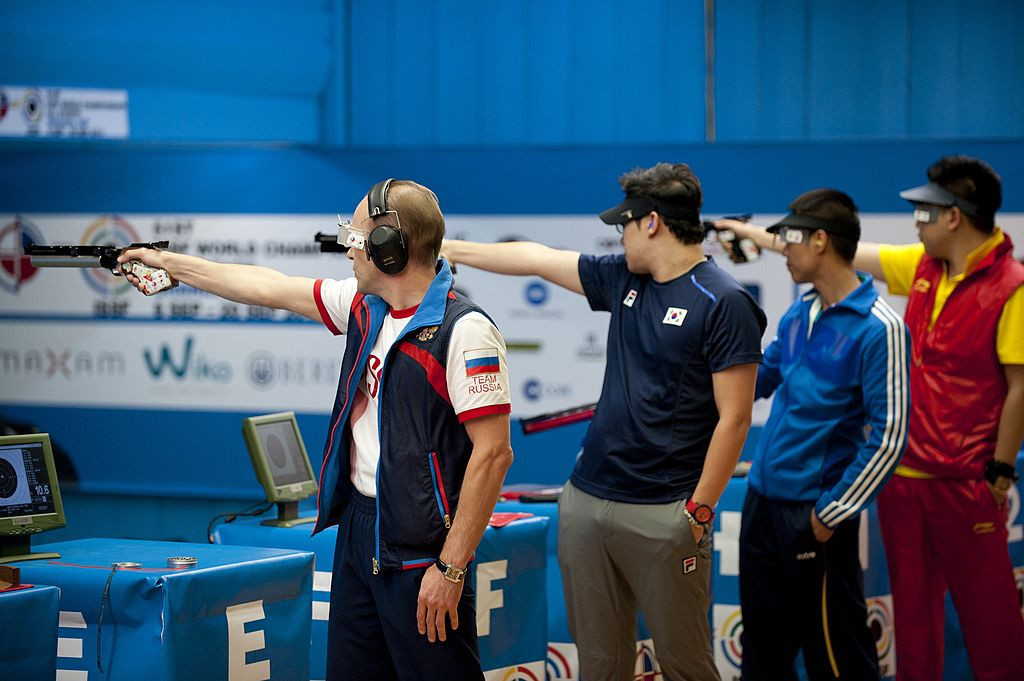 The ISSF Executive Committee met this week to discuss the 2022 World Championships in Russia ©Getty Images