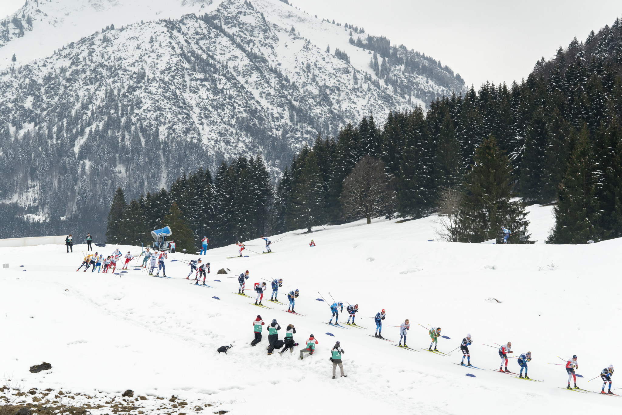 Uri hopes for tourism boost from staging Lucerne 2021 cross-country skiing contests