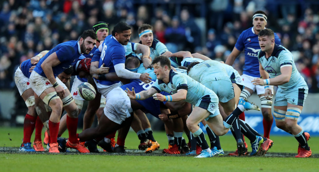 France's Six Nations clash with Scotland has been rearranged ©Getty Images