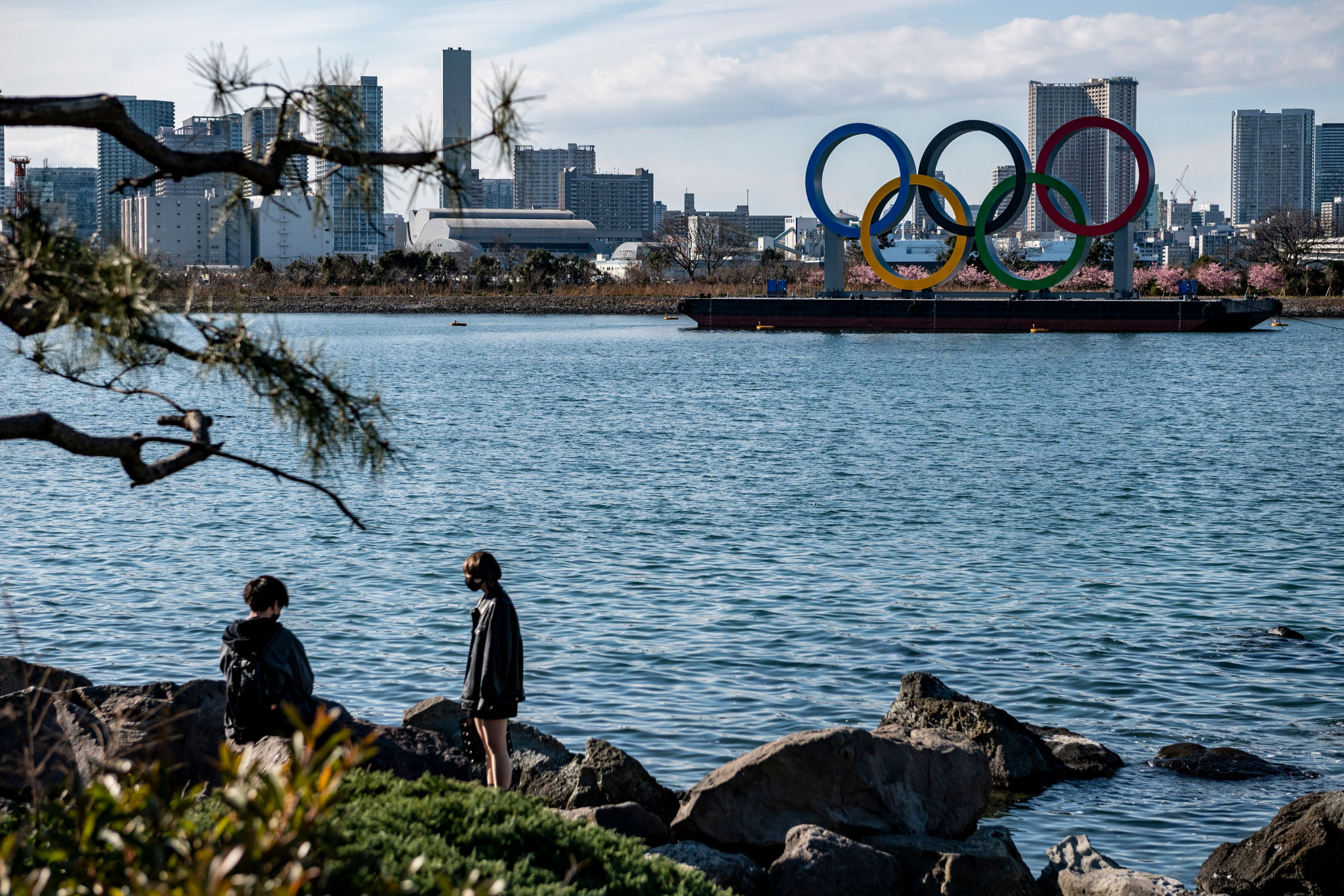 The easing of restrictions comes four months prior to the Tokyo 2020 Olympic Games ©Getty Images