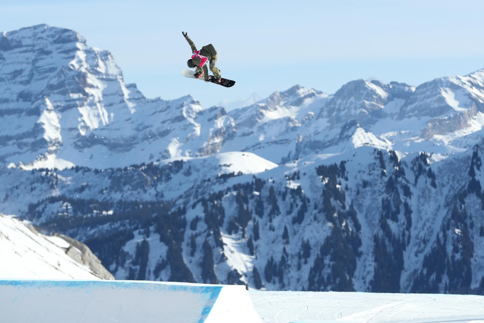Japan and Belgium claim world junior snowboard slopestyle titles in Krasnoyarsk