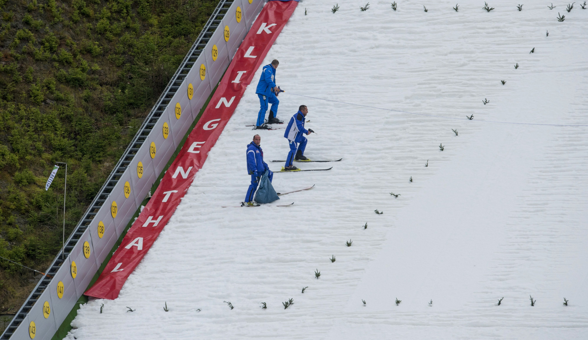 Provisional competition round at Nordic Combined World Cup cancelled