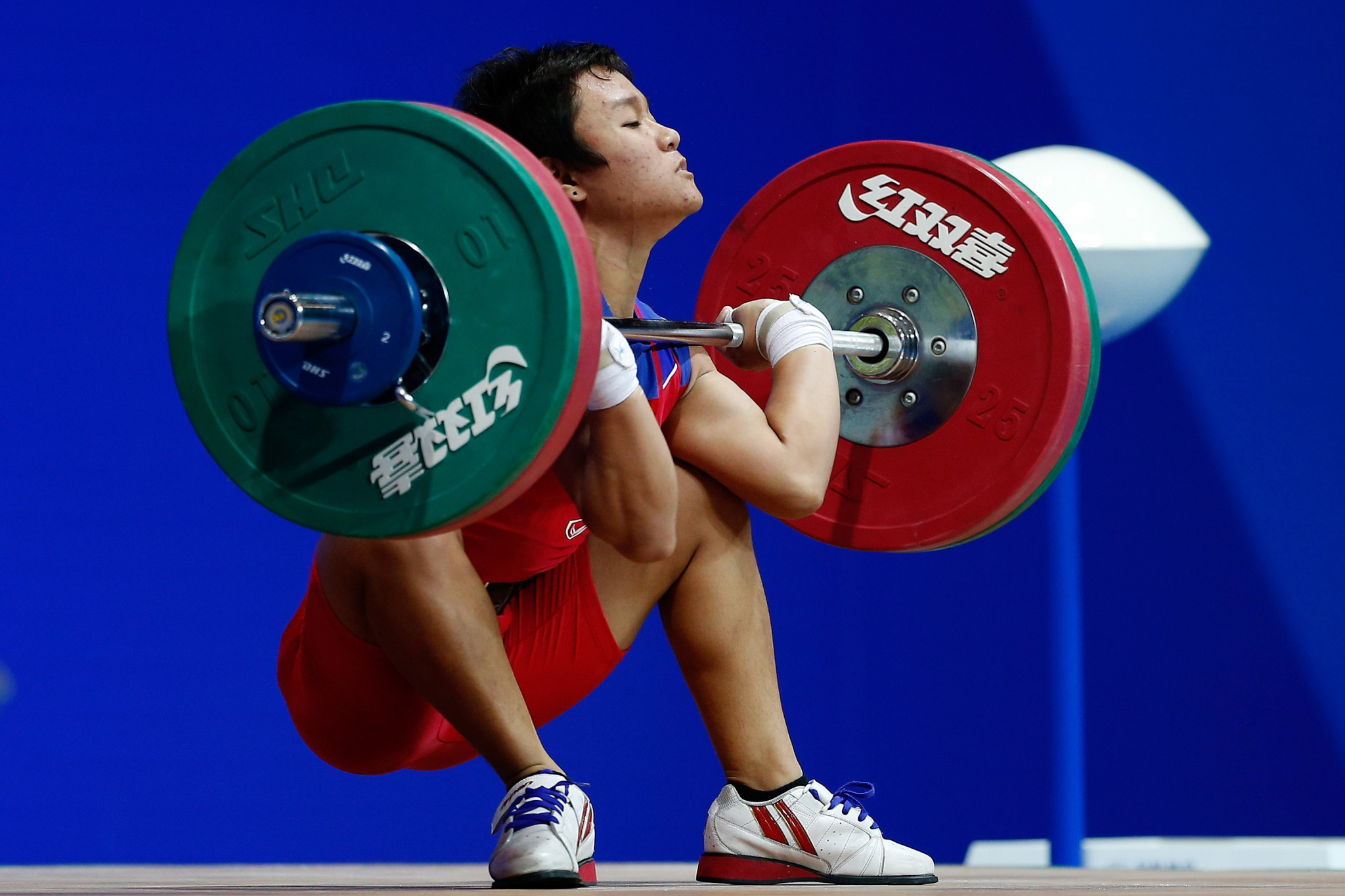 Thailand's doping scandal weightlifting coach is charged and suspended