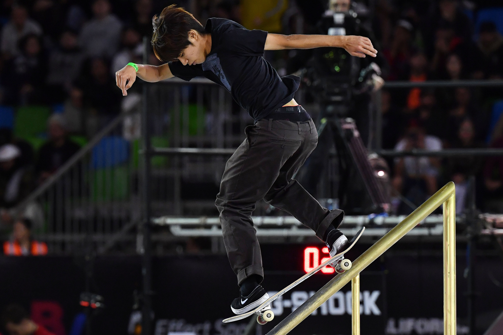 World Skate is set to relaunch Olympic skateboarding qualification ©Getty Images