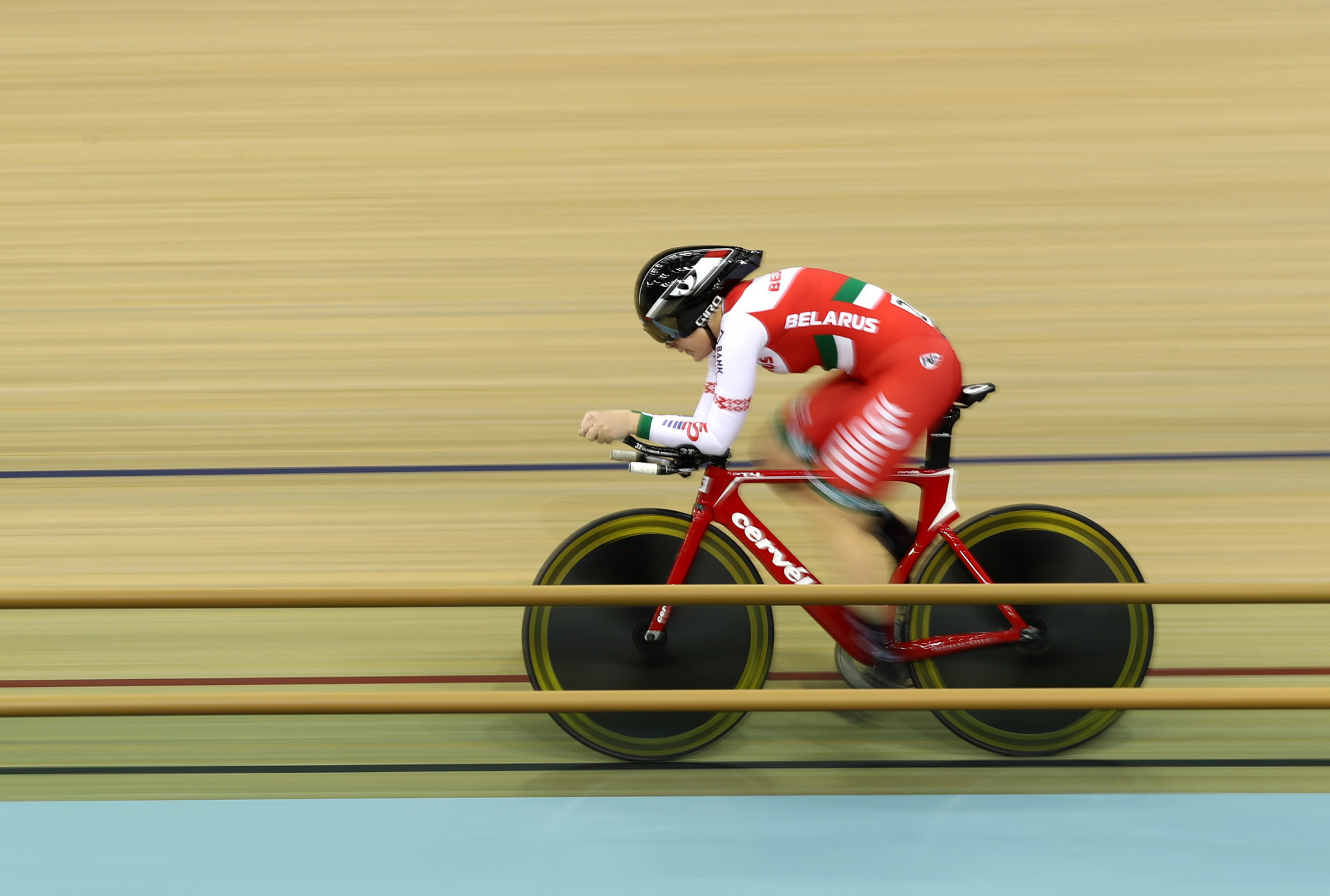 Belarusian Sport Solidarity Foundation urge UEC to move European Track Championships