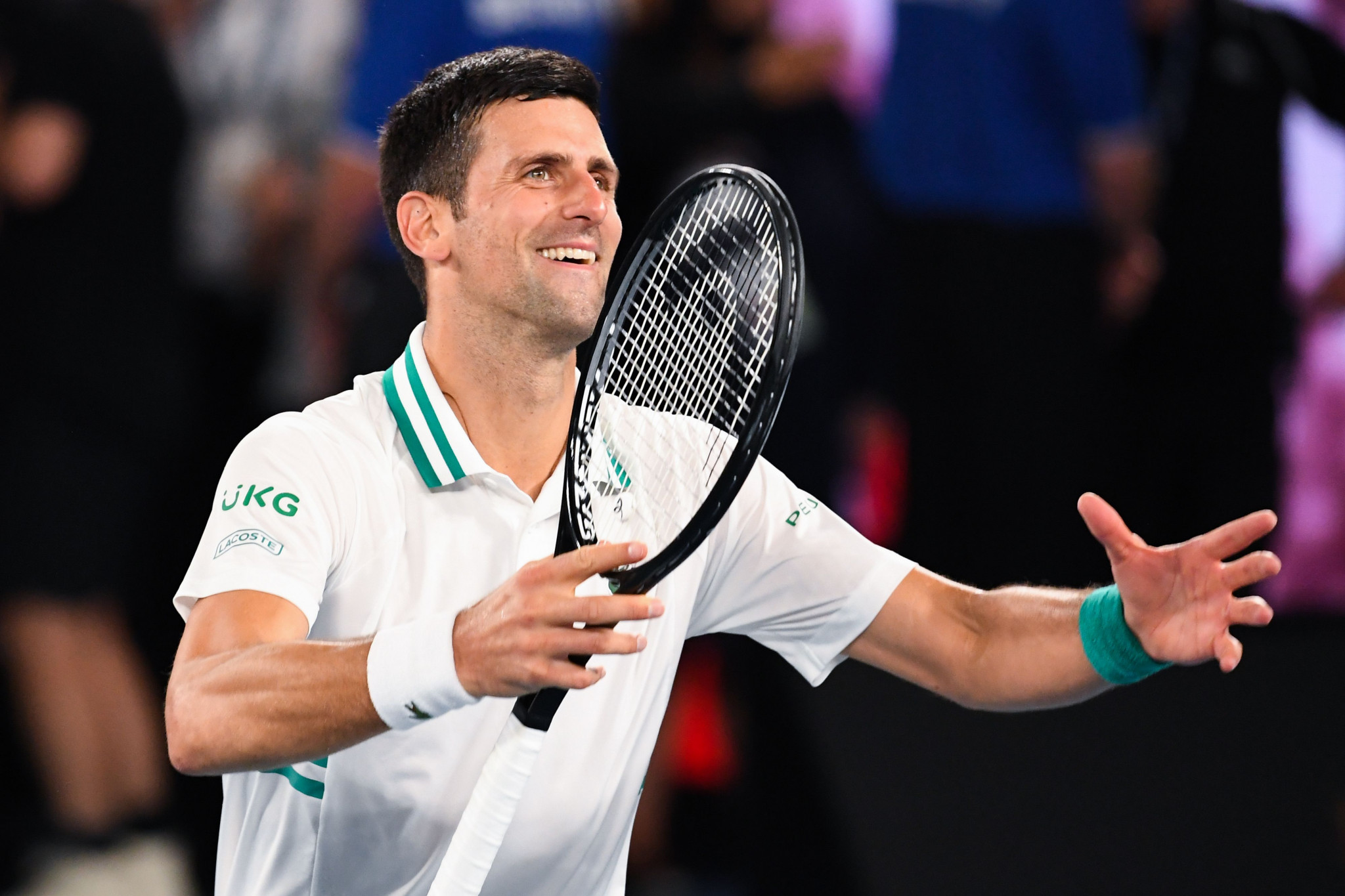 Novak Djokovic is the latest big name to pull out of this year's Miami Open ©Getty Images