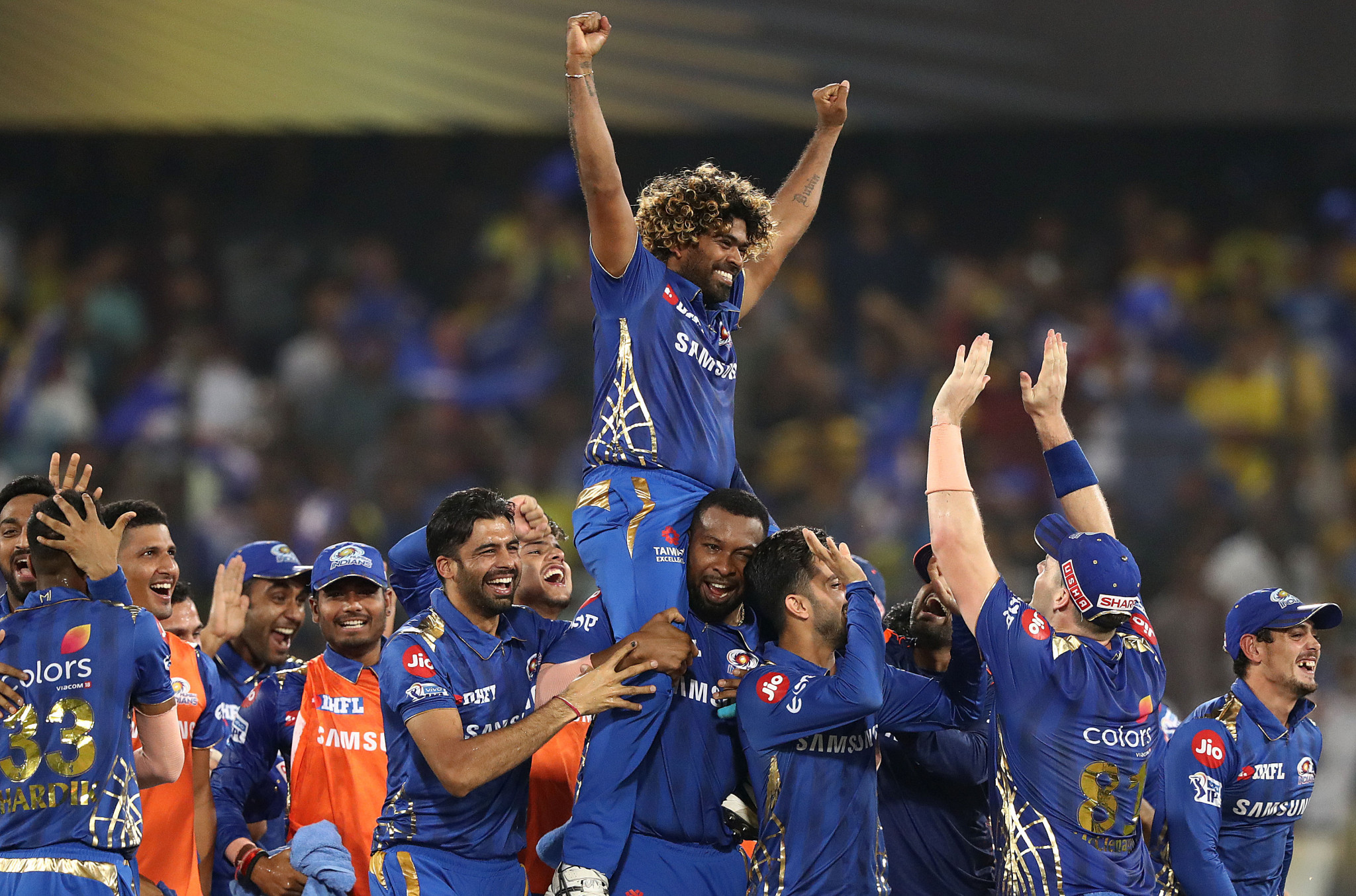 Mumbai Indians are the reigning IPL champions ©Getty Images