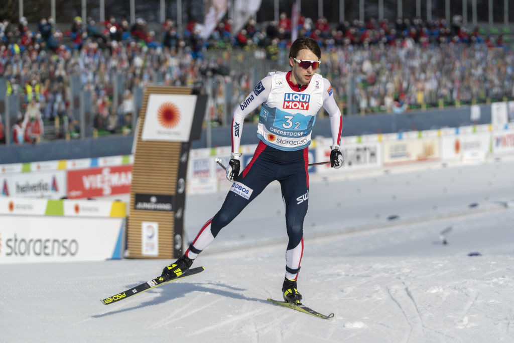 Golden finish to season for overall FIS Nordic Combined World Cup winner Riiber