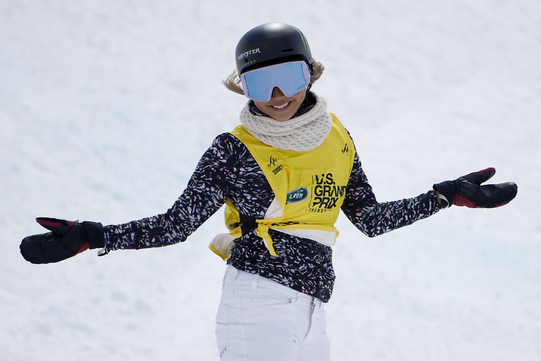 Kim and Totsuka claim halfpipe Snowboard World Cup titles with perfect record