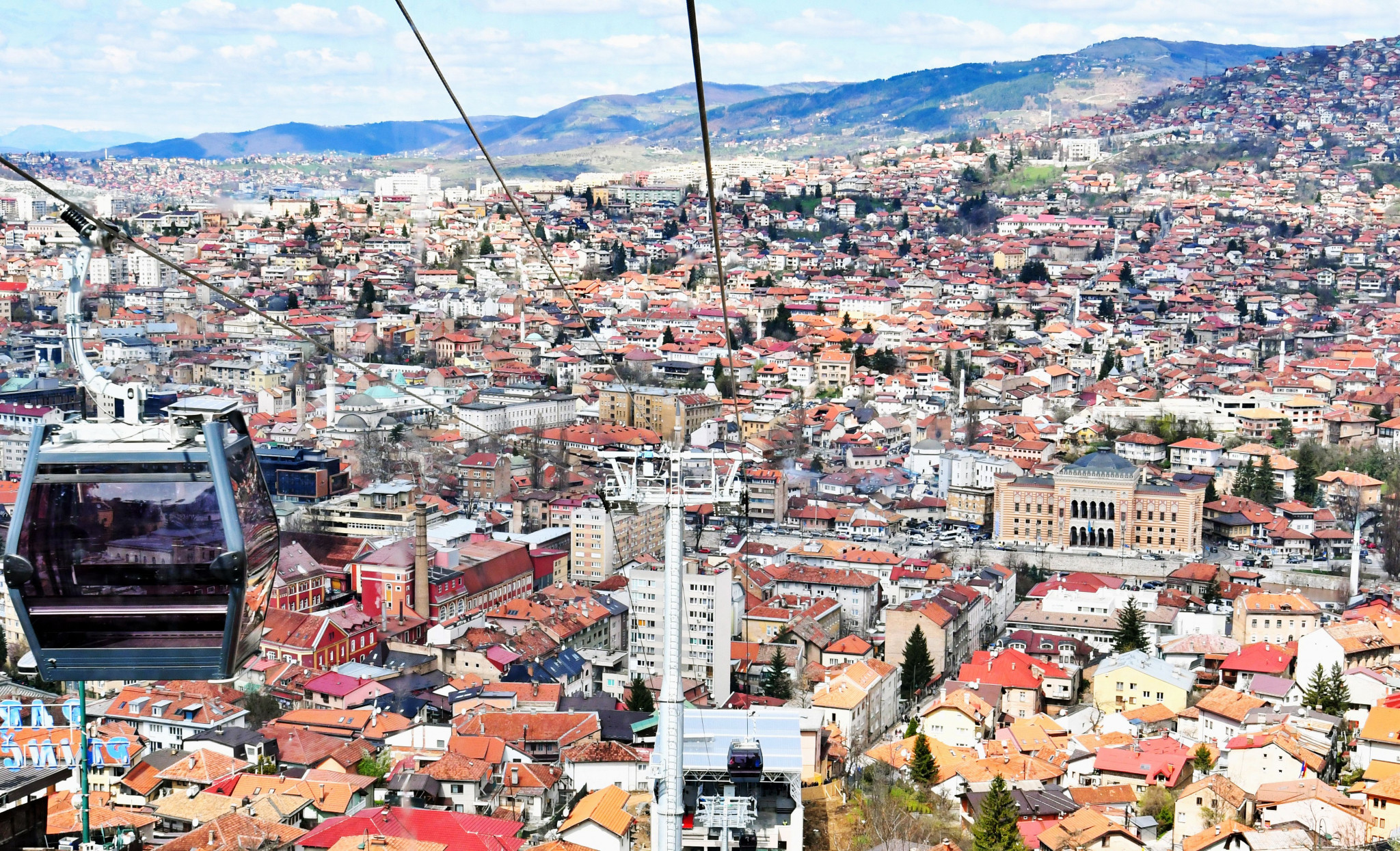 Sarajevo is set to host the FIBA Europe General Assembly in October ©Getty Images