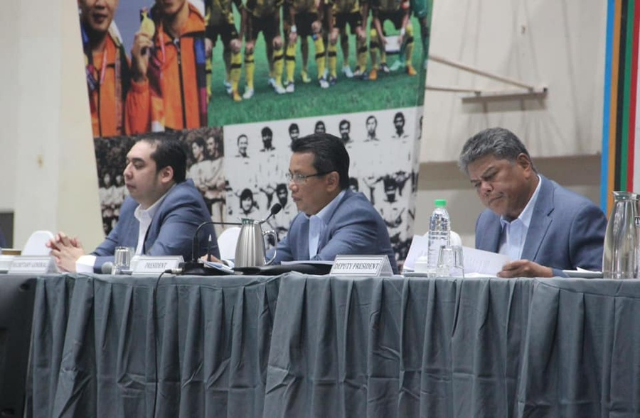 Olympic Council of Malaysia appoint Chef de Mission for Southeast Asian Games