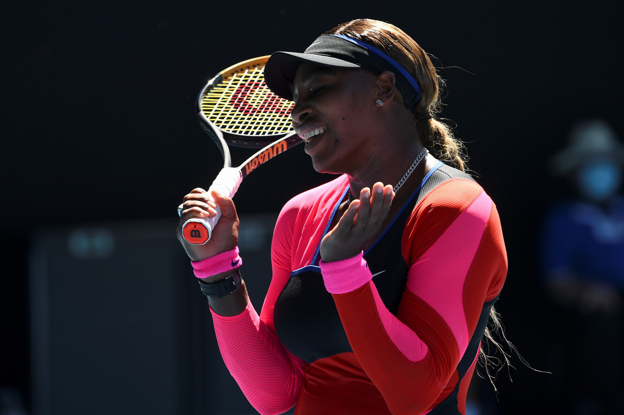 Serena Williams has pulled out of the Miami Open due to oral surgery ©Getty Images