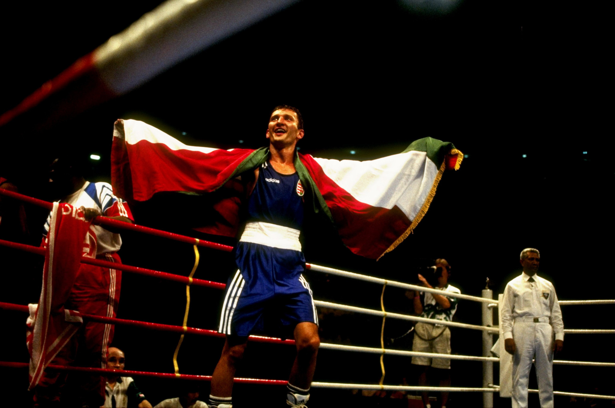 Olympic boxing champion Kovács appointed AIBA secretary general