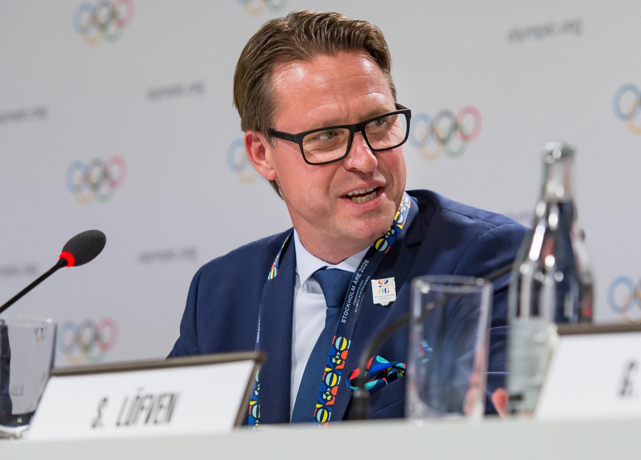 Swedish Ski Association nominates Årjes for FIS Presidency