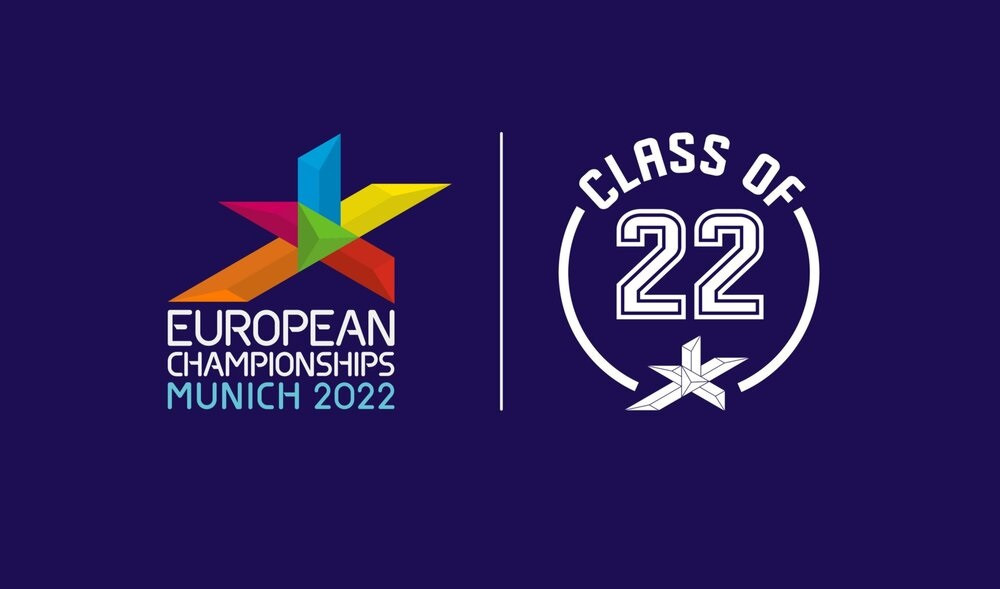 """German athletes star in """"Class of 22"""" series ahead of Munich 2022 European Championships"""