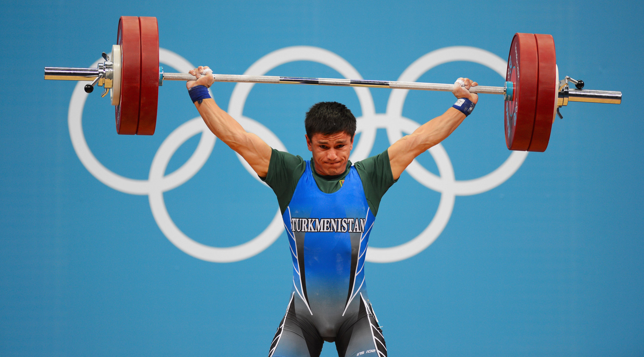 Umurbek Bazarbayev was appointed as Turkmenistan's national coach while serving a doping suspension ©Getty Images