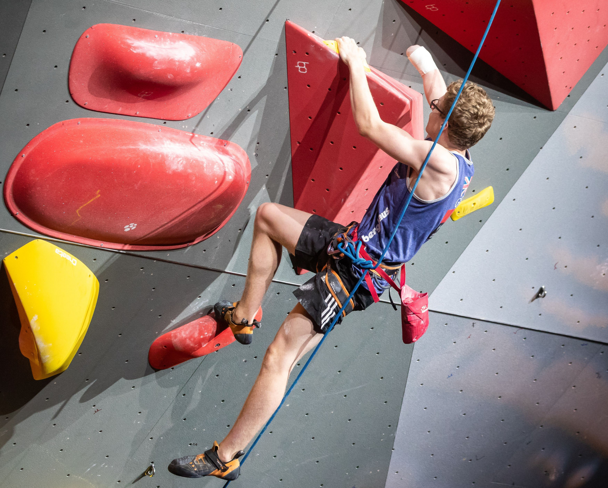 Paraclimbing World Cup awarded to Los Angeles as IFSC promotes sport for 2028 inclusion