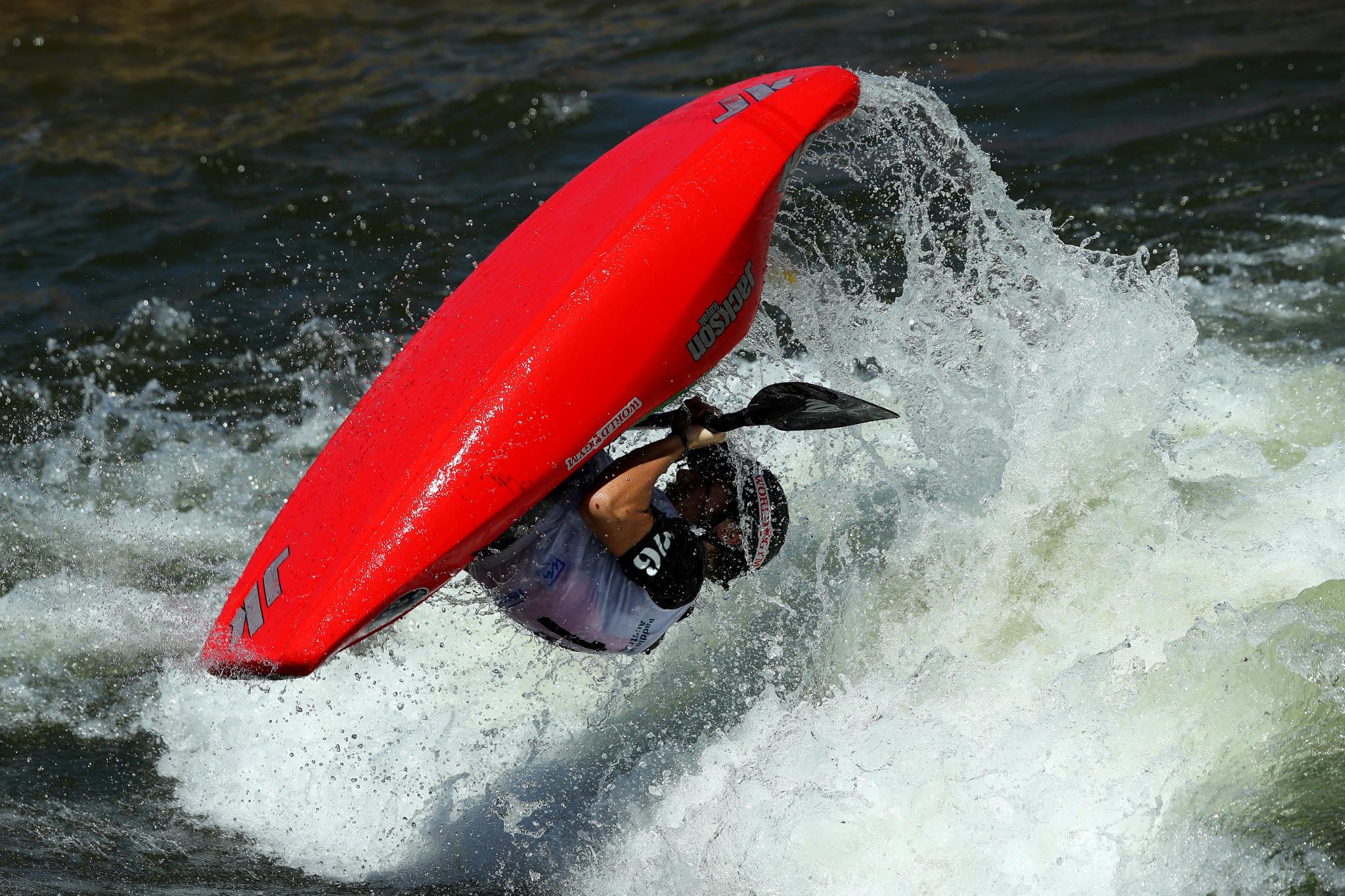 Canoe Freestyle World Championships in Nottingham postponed to 2022