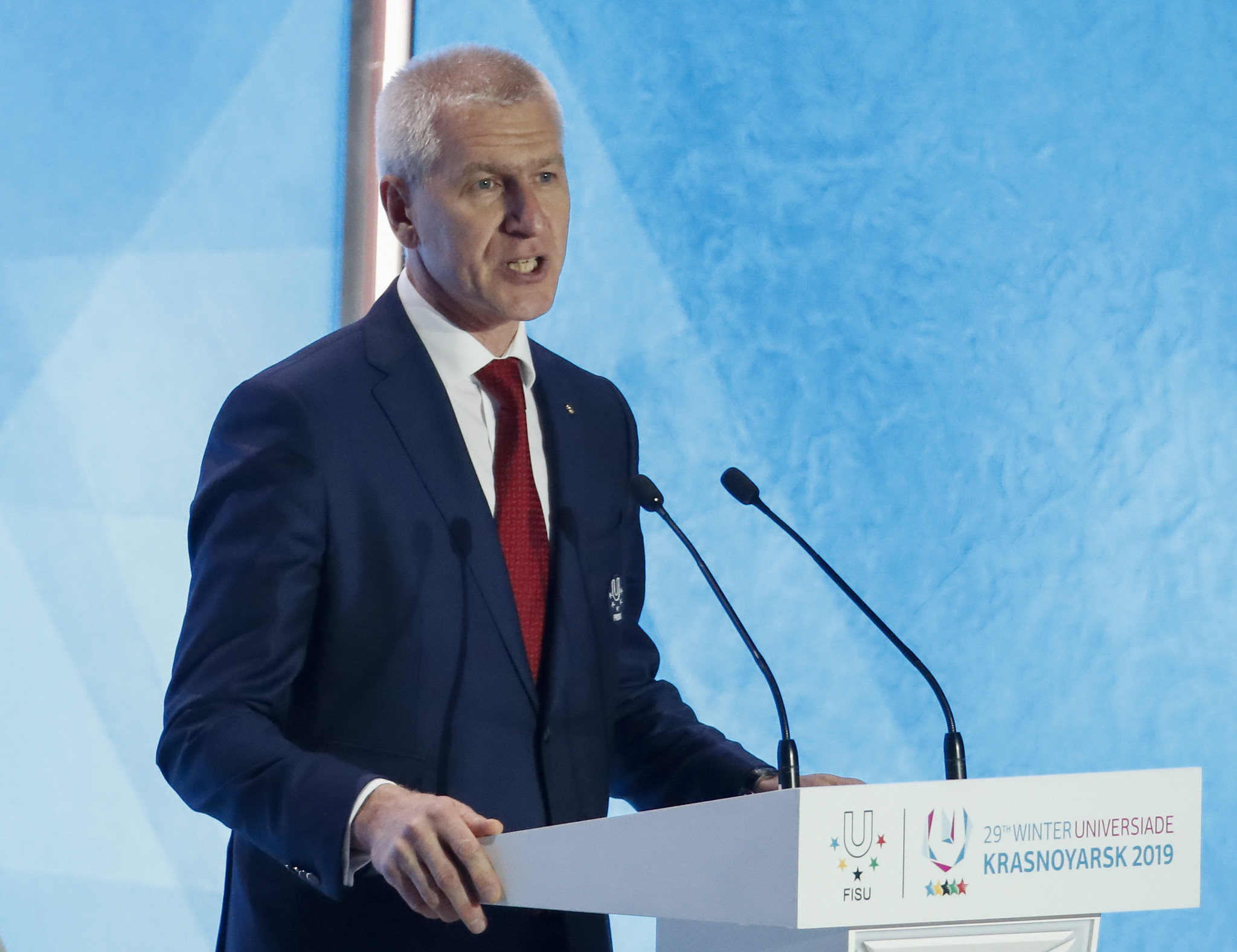 Yekaterinburg 2023 preparations unaffected by Matytsin stepping aside, general director insists