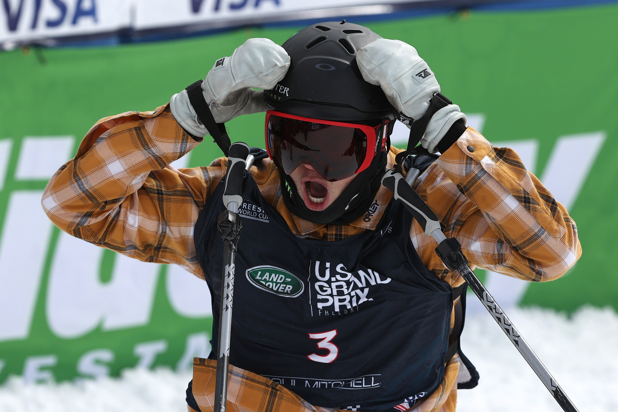 Ledeux and Stevenson head into slopestyle World Cup finale in prime position