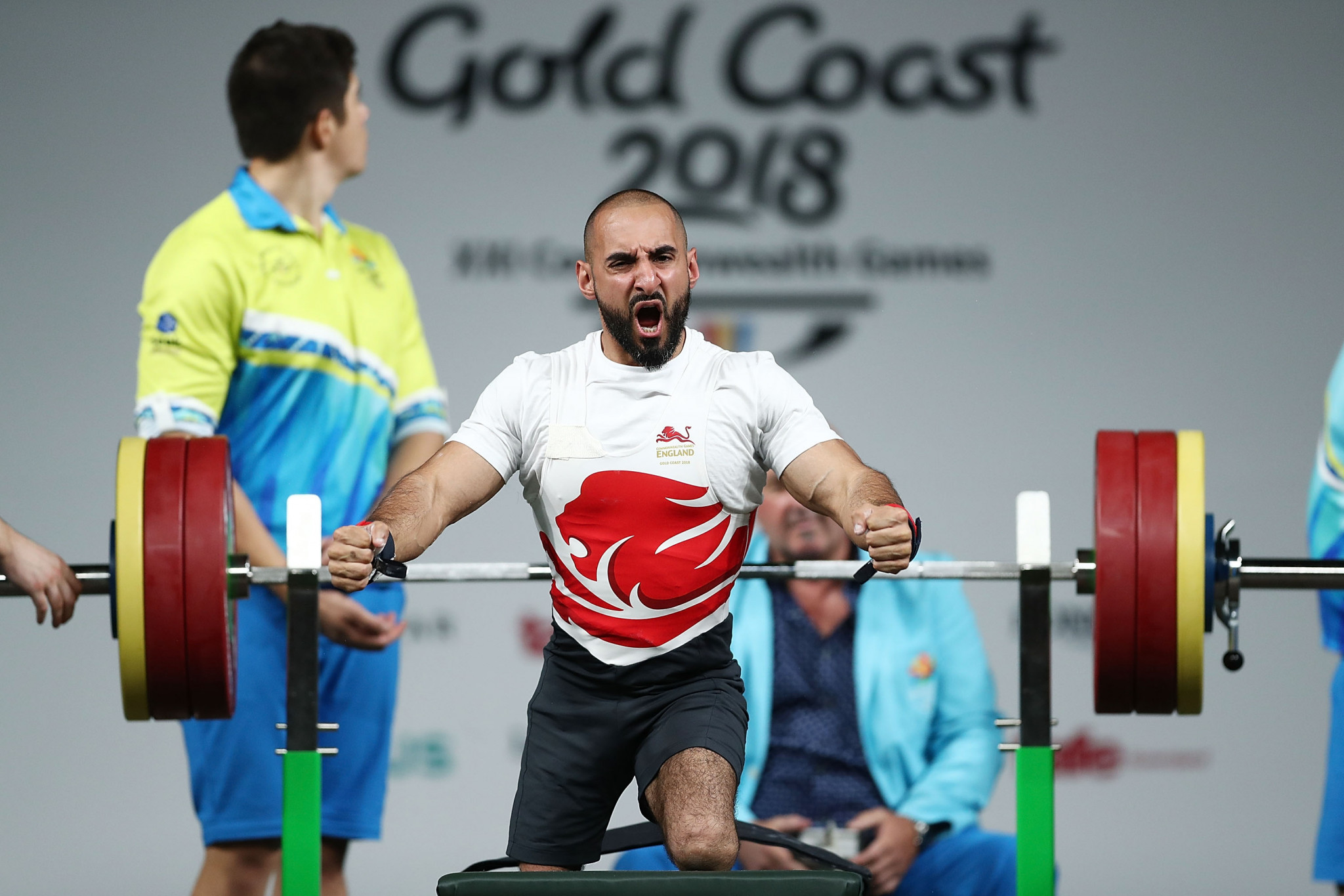 Manchester set for second leg of 2021 Para Powerlifting World Cup season
