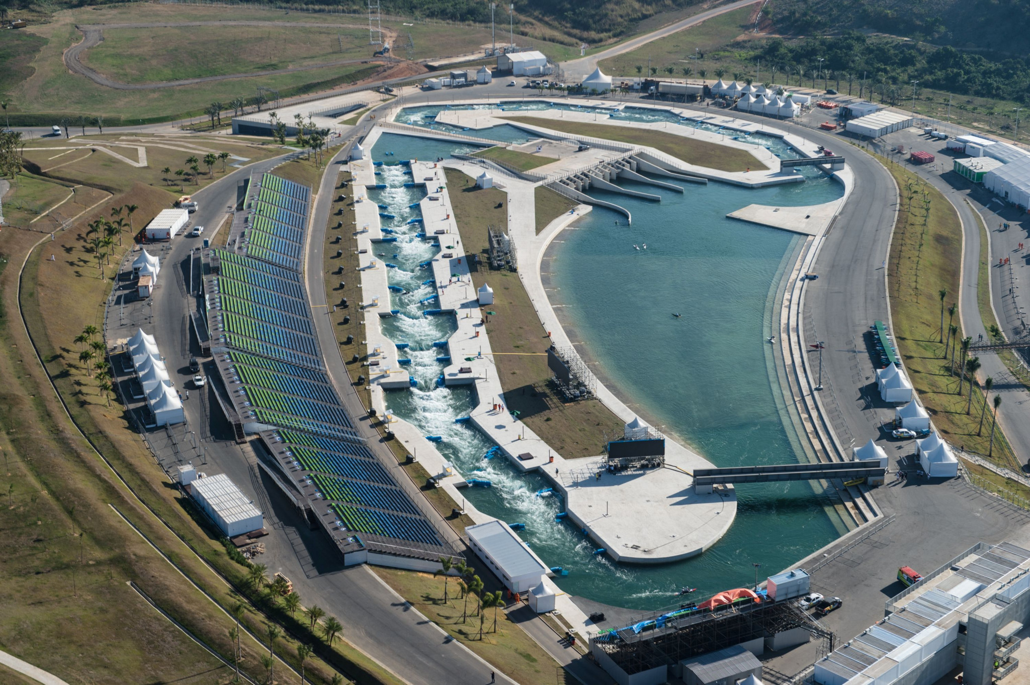 Americas Olympic canoe slalom qualifier cancelled as COVID-19 deaths still rise in Brazil