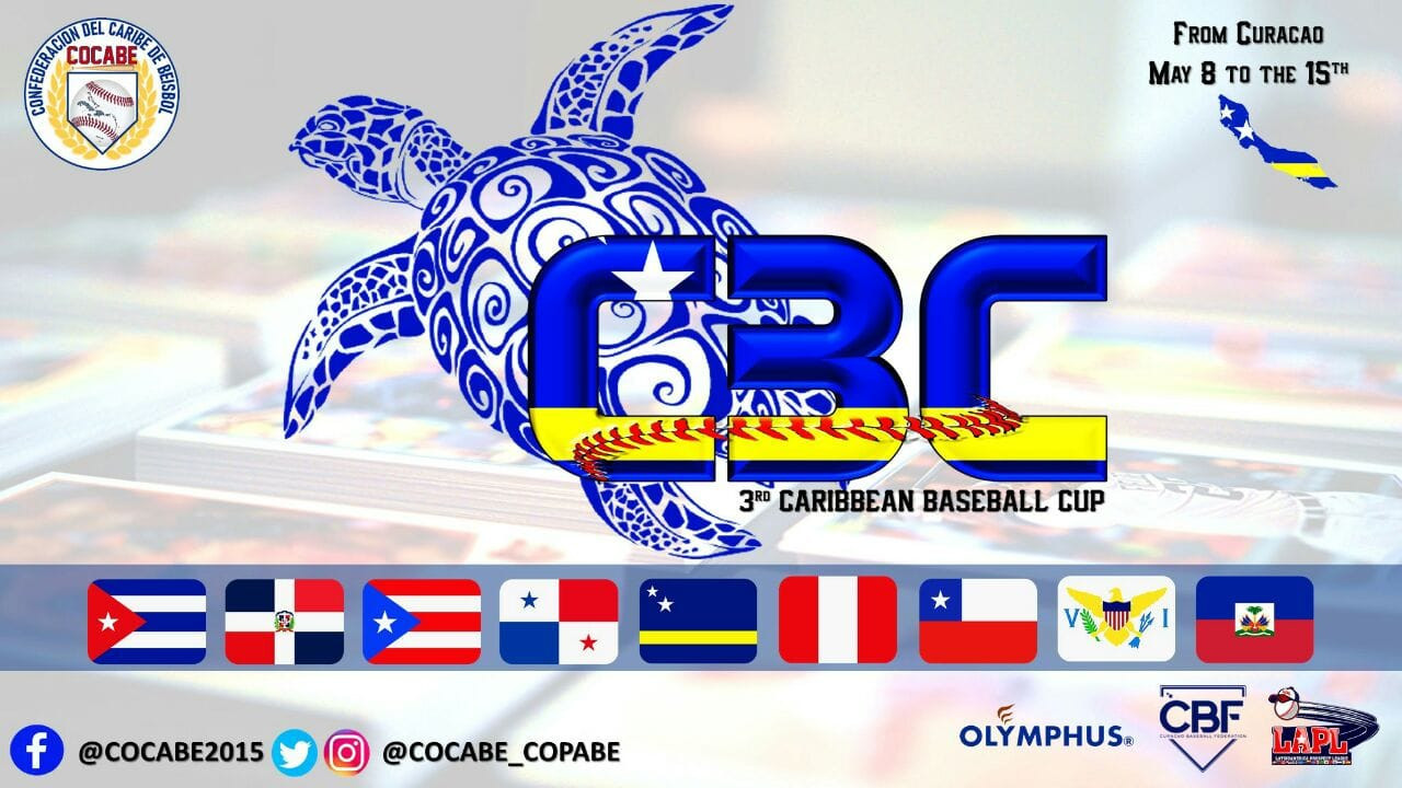 The Caribbean Baseball Cup has new dates ©Caribbean Baseball Federation