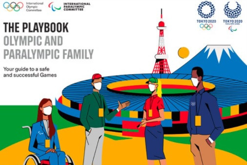 The playbook for the Olympic and Paralympic Family has been published ©IOC