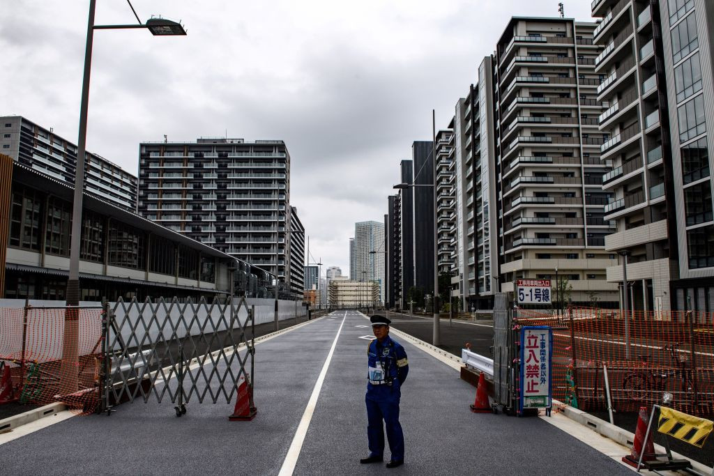 Olympic family members will not have access to the Tokyo 2020 Athletes' Village ©Getty Images