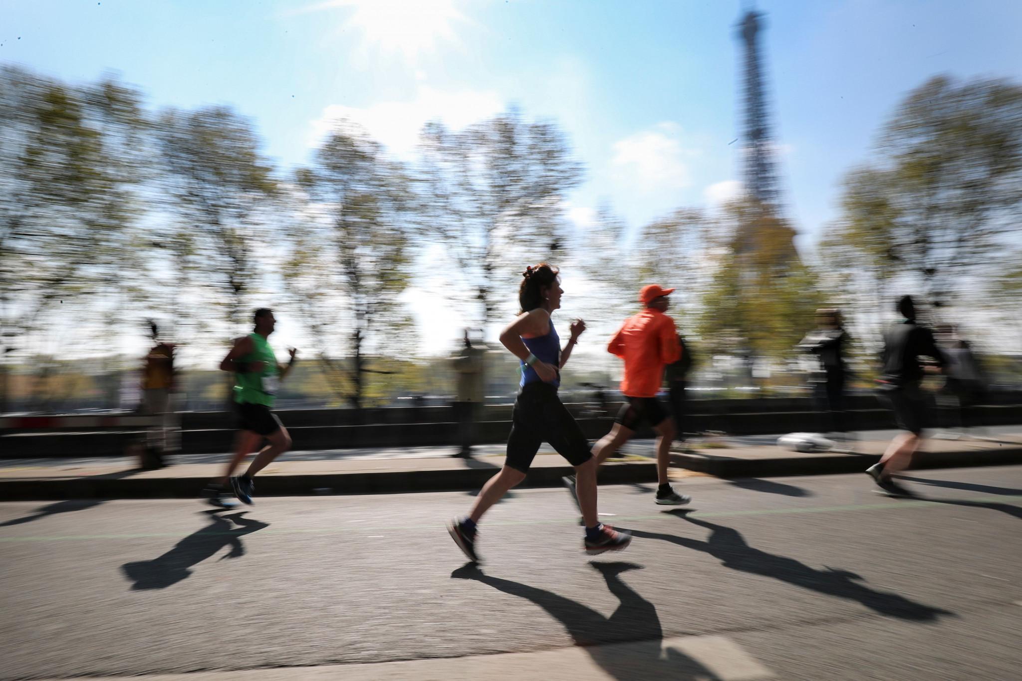 Club Paris 2024 offering 100 spots at mass-participation marathon just to women