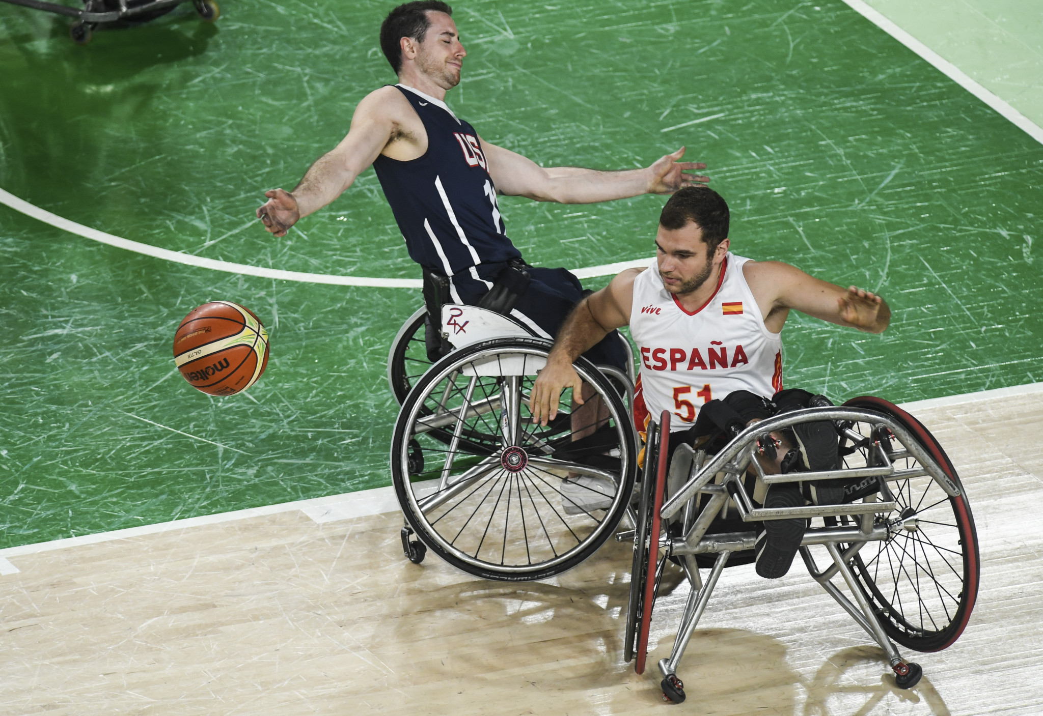 Wheelchair basketball is one of six sports to confirm all qualifiers for Tokyo 2020 ©Getty Images