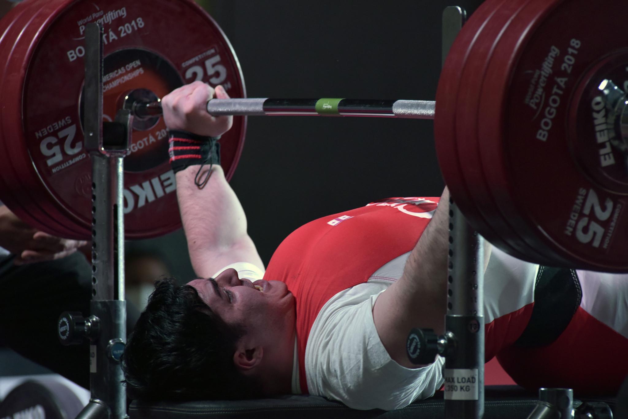 Nigeria, Uzbekistan and Georgia claim gold on penultimate day of World Para Powerlifting World Cup
