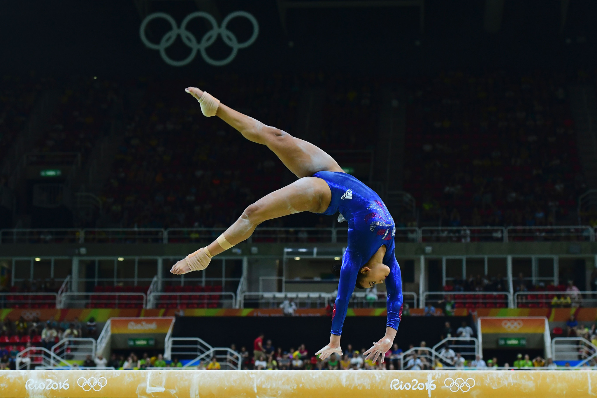 Britain is one of the most successful gymnastics nations in the world ©Getty Images