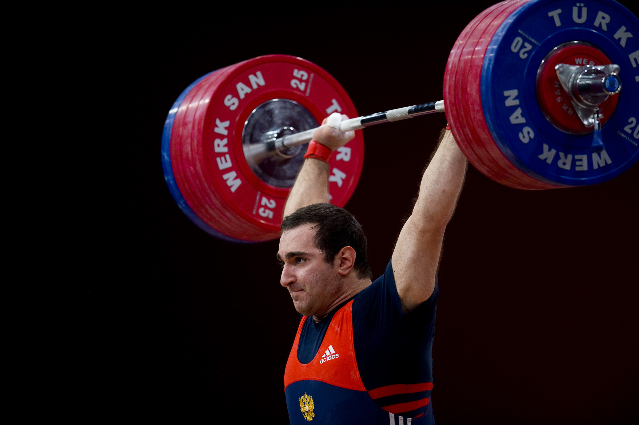 David Bedzhanyan was given a four-year ban ©Getty Images