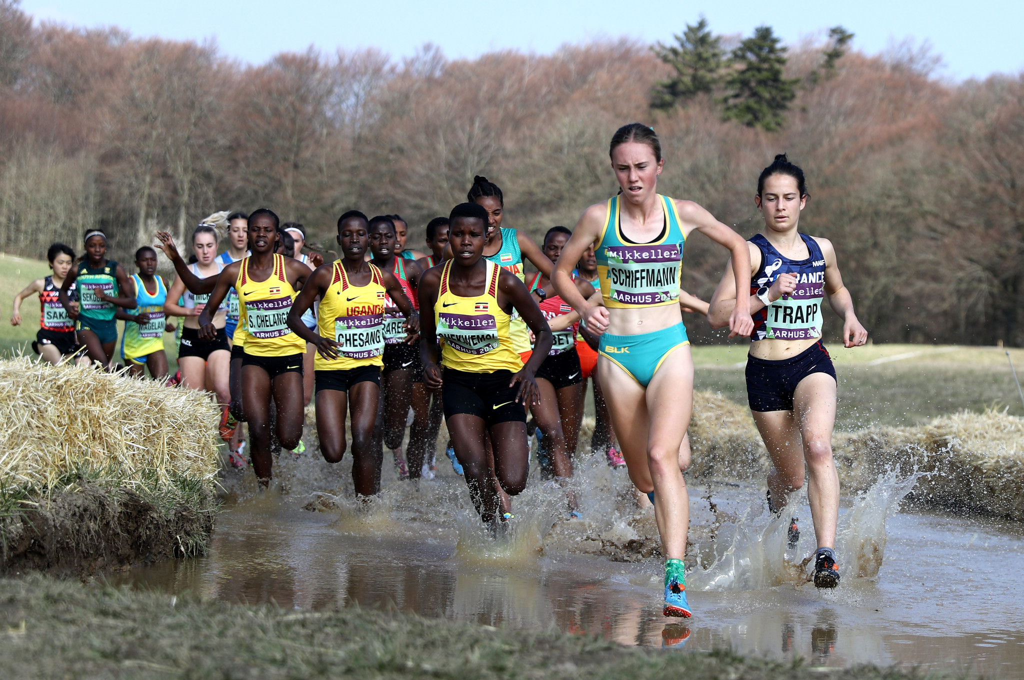 Australia is set to host the 2022 World Athletics Cross Country Championships ©Getty Images