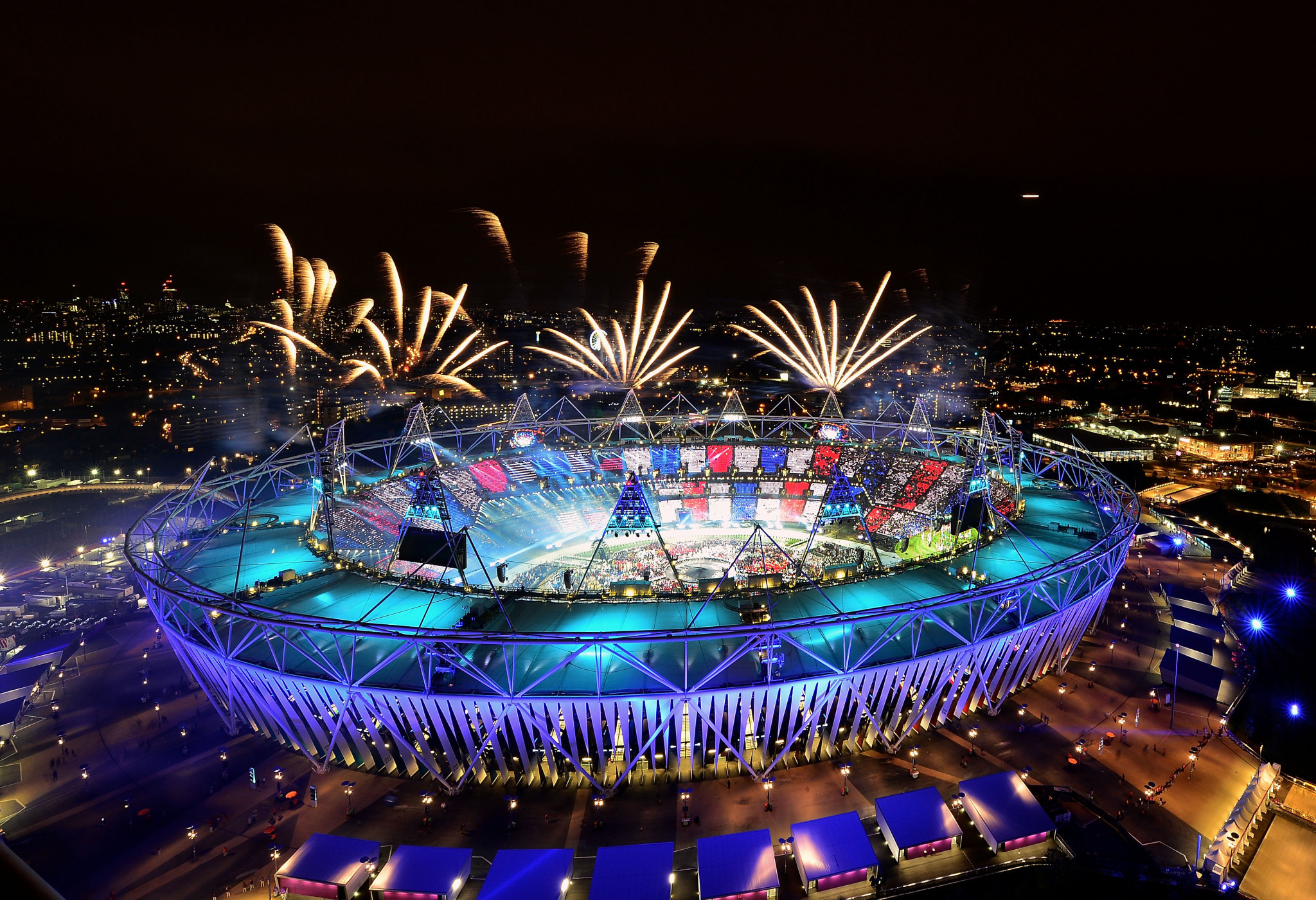 """London 2012 Opening Ceremony named as """"most viewed"""" on social media"""
