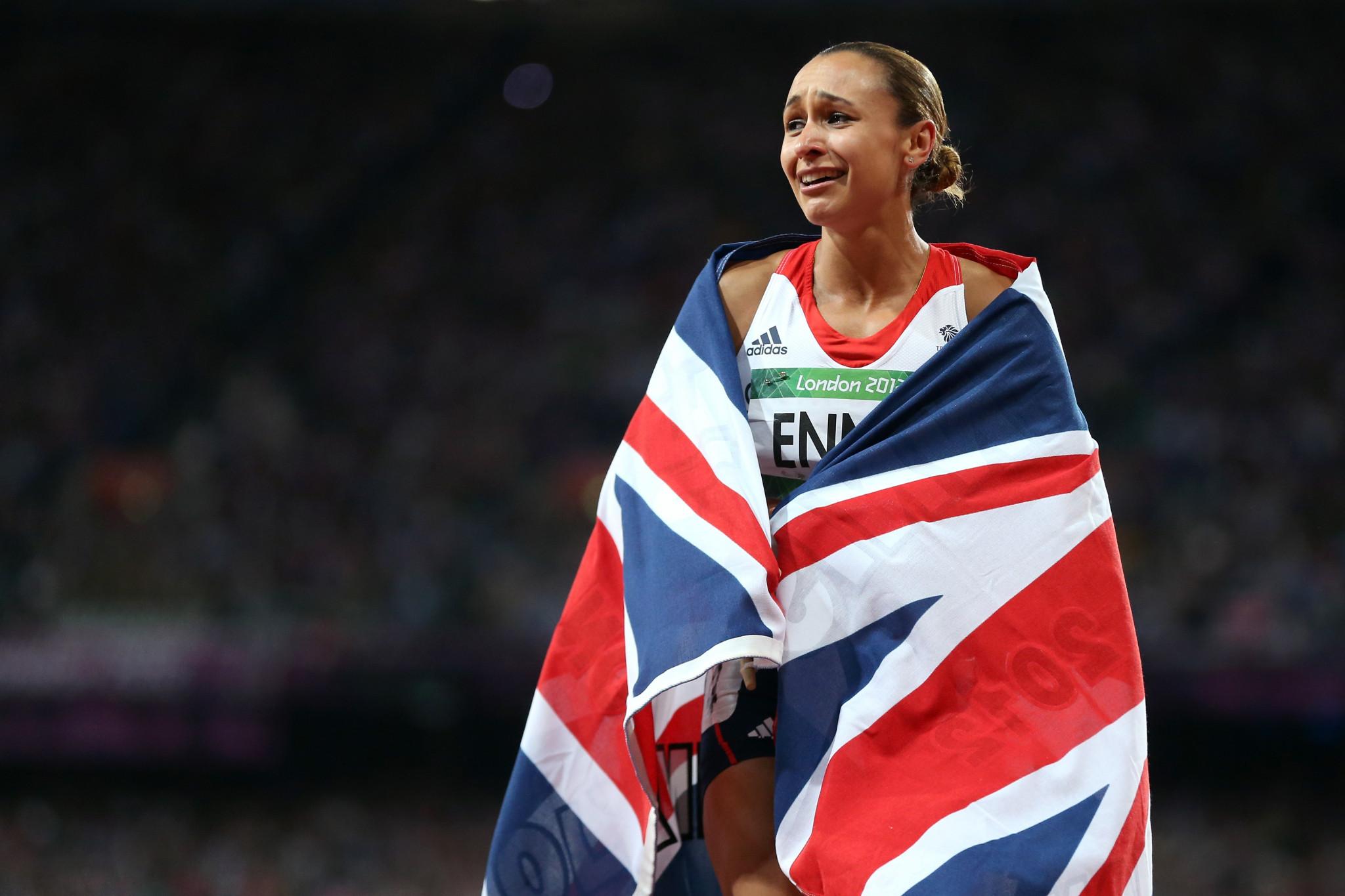 Jessica Ennis won Olympic gold at London 2012 after previously making her mark at the Universiade ©Getty Images