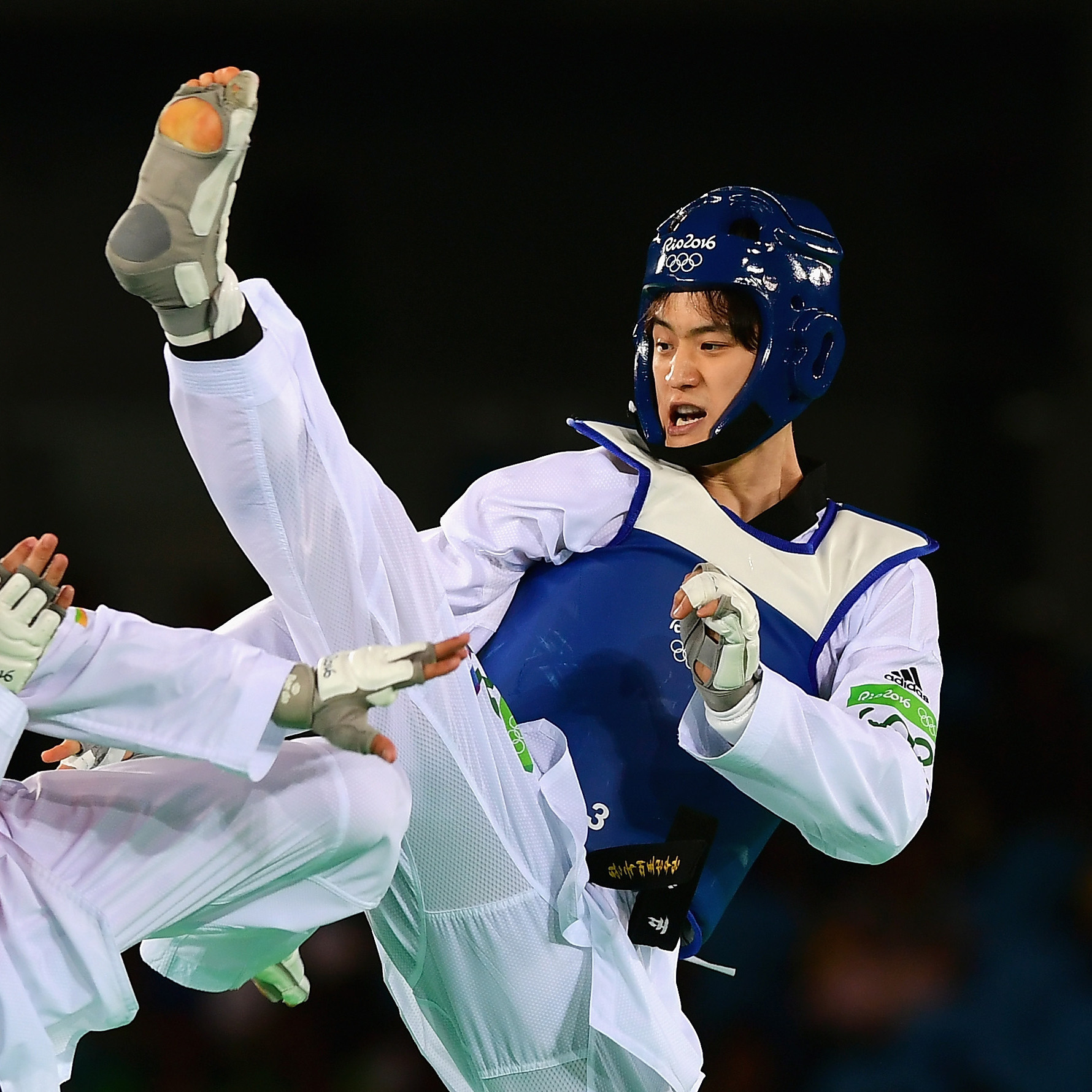 Dae-hoon Lee is taekwondo's baby-faced assassin
