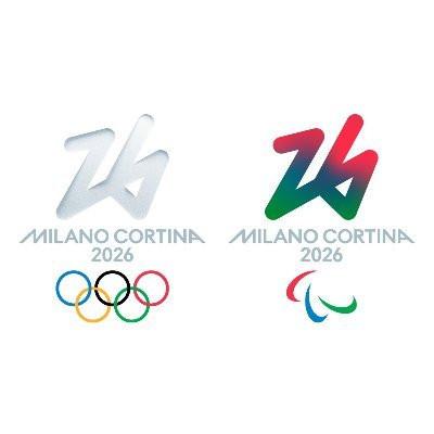 "Milan Cortina 2026 unveil ""Futura"" design as Winter Olympic and Paralympic logo"