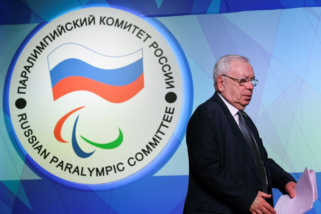 Vladimir Lukin has resigned as President of the Russian Paralympic Committee ©Getty Images