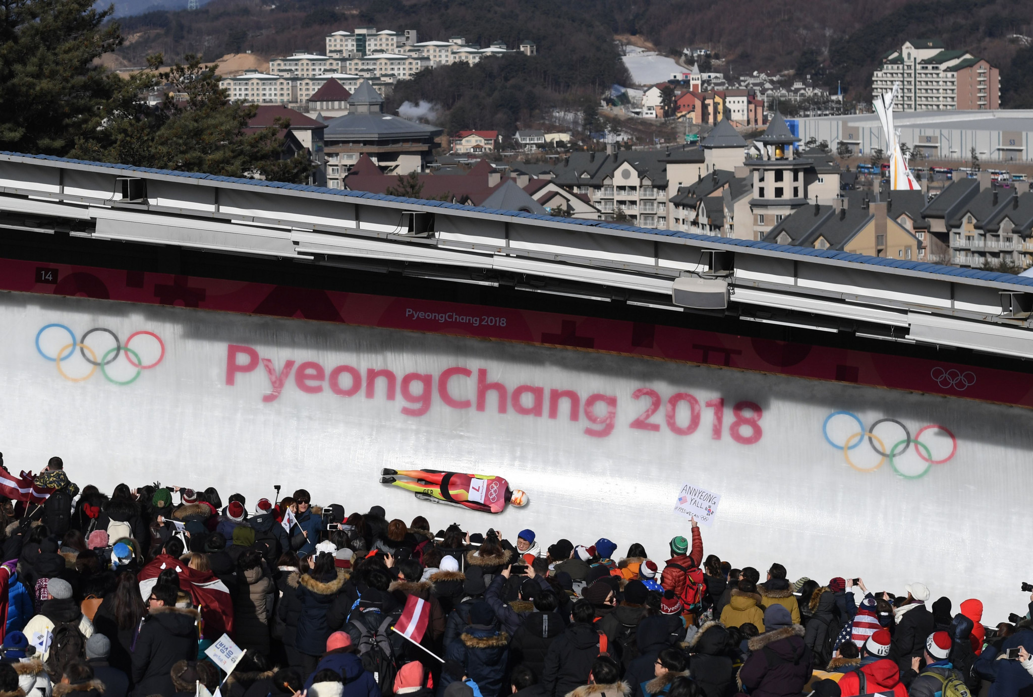 International Bobsleigh and Skeleton Federation adds four members in Asia