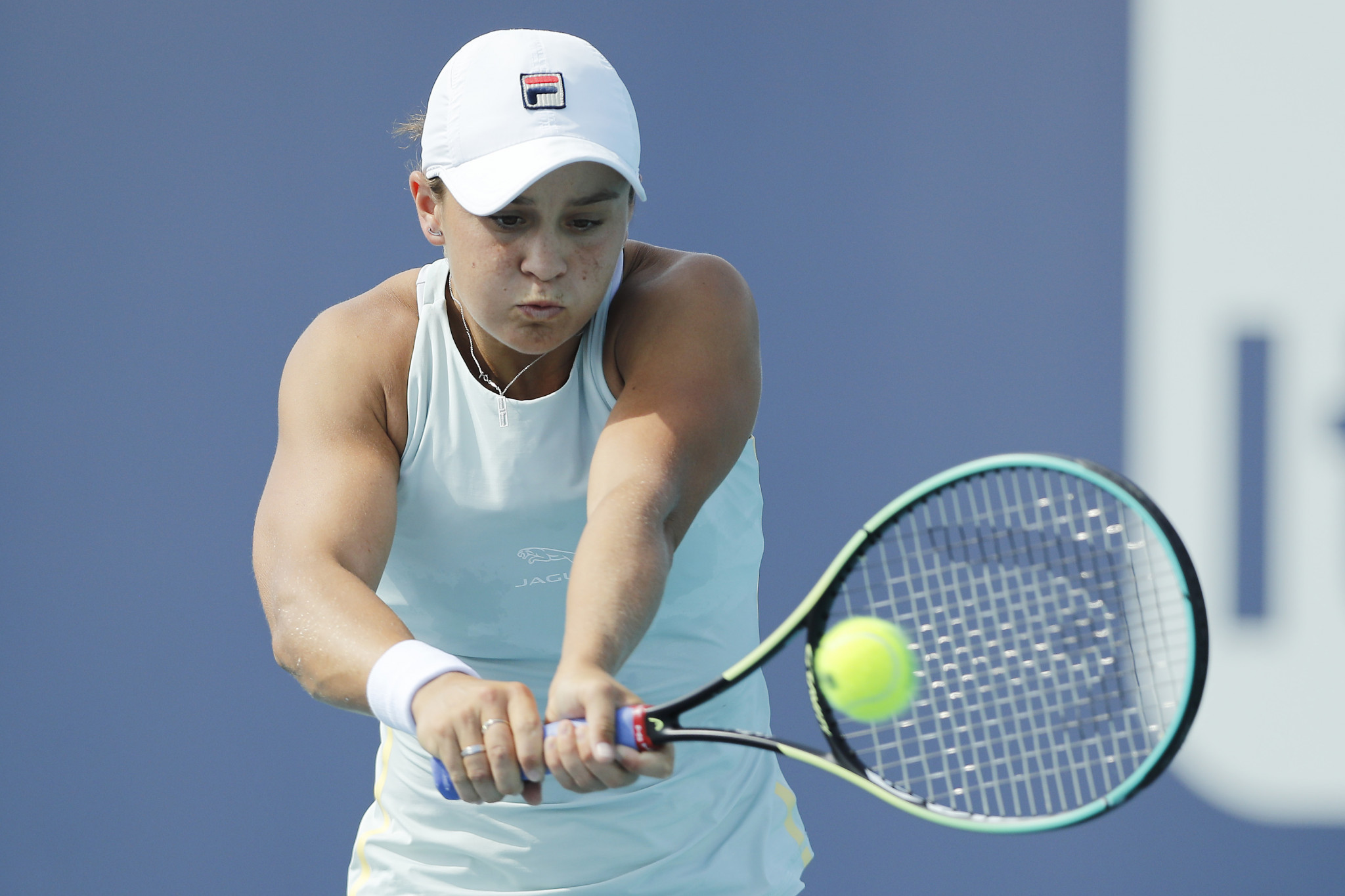 HEAD is a sponsor of Australian tennis player Ash Barty ©Getty Images