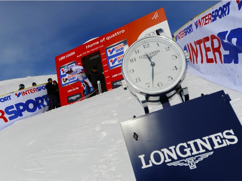 Longines is set to remain as the official timekeeper for the International Ski Federation for the next five years ©FIS