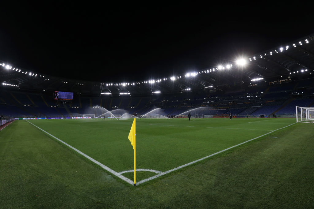 Stadio Olimpico in Rome is among the stadiums which could have up to 50 per cent capacity at Euro 2020 ©Getty Images